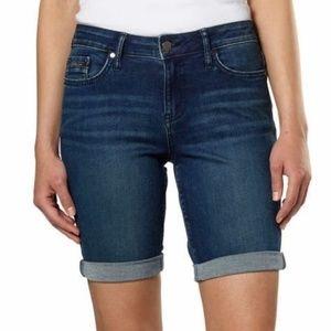 Calvin Klein Jeans Ladies' Denim Bermuda Short